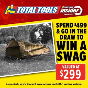 Total Tools – Win 1 of 82 Milwaukee swags