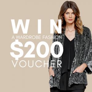 Wardrobe Fashion – Win a $200 voucher
