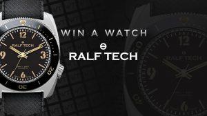 WorldTempus – Win a RALF Tech WRB 'First Edition' watch valued at CHF 1,250