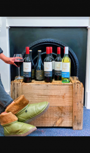Adelady – Win a Selection of 12 South Australian Organic Hill Wines to Share With Someone You Love (prize valued at $300)