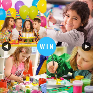 Adelady – Win an Uber Fun Kids Party for 10 Children Thanks to Plaster Fun House In Wayville (prize valued at $170)
