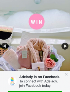 Adelady – Win The Most Stunning Mother's Day Hamper to Share With a Deserving Mama (prize valued at $350)