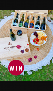 Adelady – Win Two Amaaaazing Wine Packs From Sevenhill Cellars