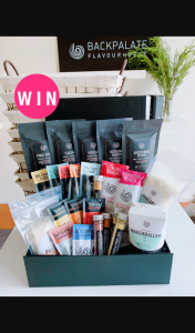 Adelady – Win Two Jam Packed Hampers Filled With Delicious Products From Backpalate Flavourhouse (prize valued at $200)