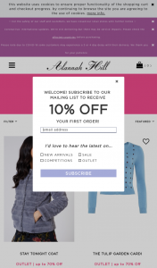 Alannah Hill – Win Your Order Back