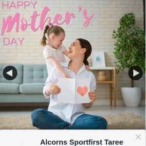 Alcorns Sportfirst Taree – Win 1/4 Gear From Winter Catalogue (prize valued at $1,200)