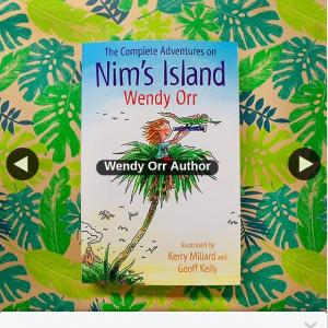 Allen & Unwin – Win One of Five Copies of The Complete Adventures of Nim's Island