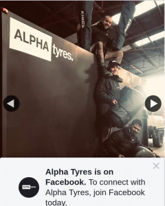 Alpha Tyres – Win $700 Worth of Camping Gear