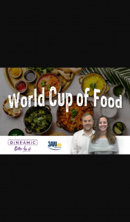 3AW nominate restaurant – Win a $200 Voucher Thanks to Dineamic Who Offer Healthy and Nutritional Ready to Eat Meals