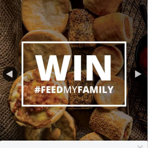 Banjo's Bakery Cafe – Win a Mega Family Box Once a Week for a Month