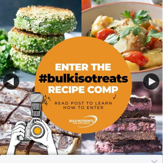 Bulk Nutrients – Win Clean Treats Dessert Stack (prize valued at $69)
