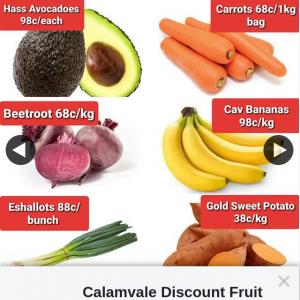 Calamvale Discount Fruit Barn – Win a $60 Voucher Here at Calamvale Discount Fruit Barn