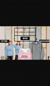 Canter and Sea – Win One of 2x $150 Canter and Sea Gift Cards to Try Our Exclusive Range (prize valued at $300)