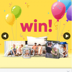 Canvas Factory – Win a Canvas Factory Prize Pack Full of Photo Gifts