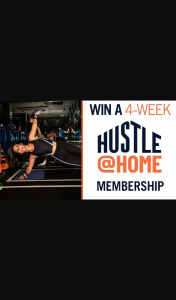 Channel 7 – Sunrise – Win a Four-Week Membership for Boxing Program Hustle at Home In this Week's Sunrise Family Newsletter