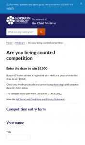 DCM Strategic Communications – Win a $5000 Prepaid Debit Card (prize valued at $5,000)