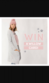 Decjuba Kids – Win a Willow Everyday Cardi Because Your Wardrobe Needs this Style ()
