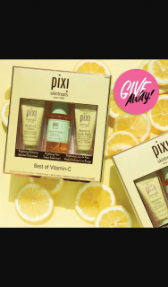 DivafulBeauty – Win this Pixi Best of Vitamin-C Gift Set That Will Leave Your Skin Glowing and Bright
