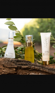 Female – Win a Jojoba Skincare Pack Valued at $164.86. (prize valued at $164.86)