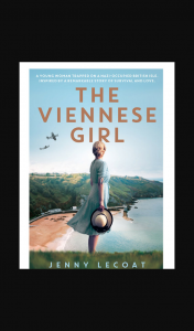 Female – Win One of 5 X Copies of The Viennese Girl By Jenny Lecoat