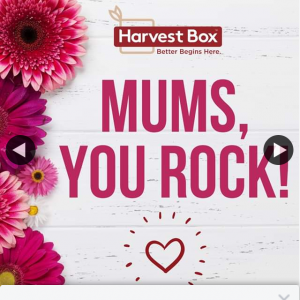 Harvest Box – Win a Box of Delicious Assorted Snacks for Mother's Day