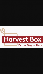 Harvest Box – Win $100 Worth of Products Purchase