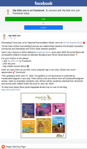 Hip Little One – Win a Fabulous Magabala Books (prize valued at $119)