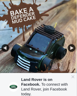 Land Rover – Win a Lego® Technic™ Defender Prize Pack (prize valued at $500)