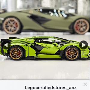 Legocertifiedstores – Win a Technic Lamborghini Sian Fkp 37 (au RRP