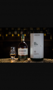 Man of Many – Win a Bottle of Archie Rose Rye Malt Whisky