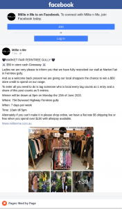 Millie n Me – Win a $50 Store Credit to Spend on Our Range