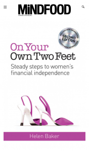 MindFood – Win 1 of 7 Copies of on Your Own Two Feet (prize valued at $39.95)