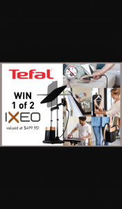 Mouths of Mums – Win a Tefal Ixeo All-In-One Solution
