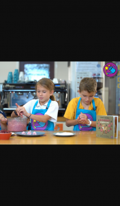 Mouths of Mums – Win Their Own Personalised Recipe Storybooks From Story Antics (and The Child's Name You'd Like to See In The Story) (prize valued at $70)