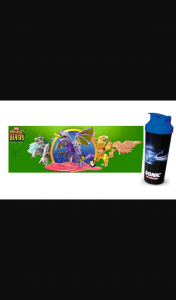 PerthNow – Win 1 of 4 Sonic Protein Shakers and Breakout Beasts Slime Egg