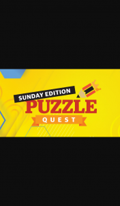 PerthNow – Win 1 of 5 X $50 Coles Gift Card (e-gift Card) Thanks to The Sunday Times and Puzzle Quest (prize valued at $250)