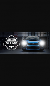 Phillips Automotive – Win The Ultimate Garage Kit (prize valued at $2,993)