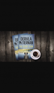 Plusrewards – Win a Copy of The Good Turn By Dervla Mctiernan