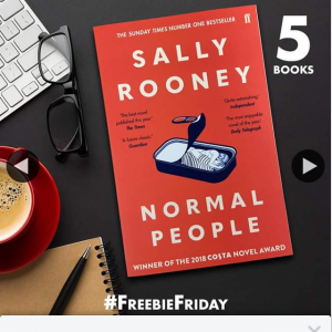 QBD Books – Win a Copy of Normal People