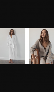 Russh magazine – Win One of Two Loungewear Sets of Their Choice (prize valued at $195)