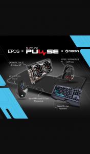 Sapphire Technology – Win a Gpu Headset Peripheral Bundle
