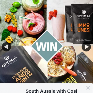 South Aussie With Cosi – Some Optimal Essentials