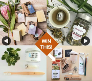 South Aussie With Cosi – Win an Eco Wellness Pack