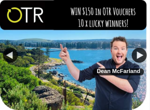 South Aussie With Cosi – Win 1 of 10 X $150 Otr Vouchers to Fuel Your Sa Road Trip