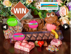 South Aussie with Cosi – Win this Awesome Mother's Day Pack From Barossa Valley Chocolate Company??