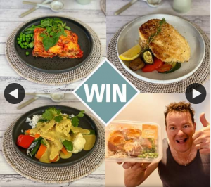 South Aussie With Cosi – Win $100 Worth of Meals From The Family Cook?? (prize valued at $100)