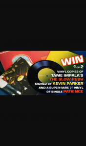 Stack magazine – Win One of Two Tame Impala Packs