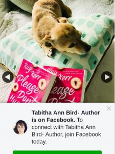 Tabitha Ann Bird Author – Win Debut Aussie Author Kay Kerr Has Written a Gem of a Book Called Please Don't Hug Me