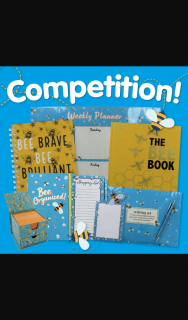 theworksstores – Win this Bee-Utiful Bundle