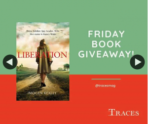 Traces magazine – Win a Copy of Liberation By Imogen Kealey